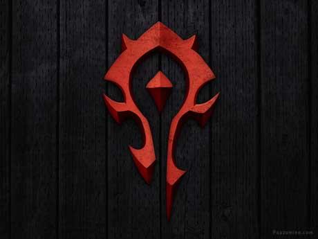 نماد horde