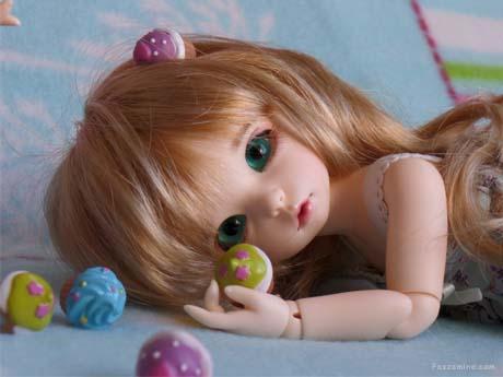 عروسک زیبا