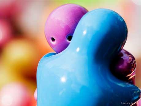 در آغوش گرفتن
