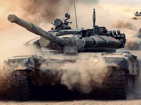 تانک ارتش روسیه