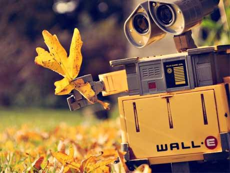 ربات Wall.E
