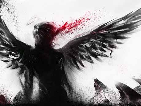 فرشته تاریکی
