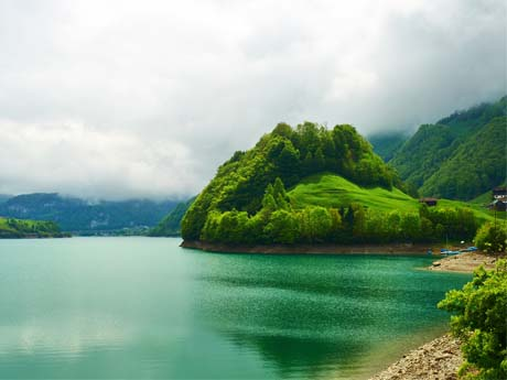 دریاچه کوهستانی, بلغارستان