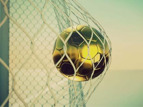 توپ طلایی فوتبال