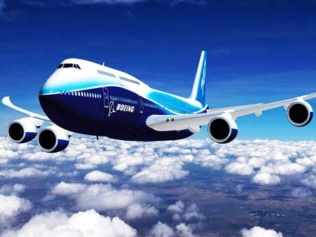 پرواز هواپیمای بوئینگ