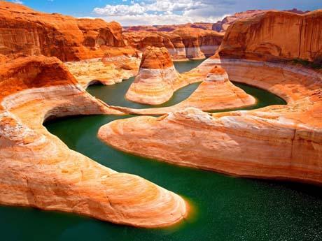 دریاچه پاول – دره زیبای پژواک