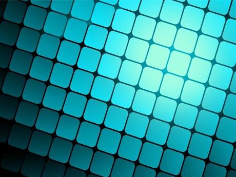 پسزمینه انتزاعی آبی