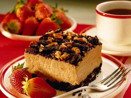کیک و قهوه