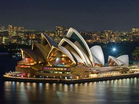 خانه اپرا, سیدنی