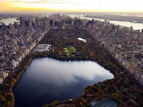 امریکا, نیویورک, پارک مرکزی