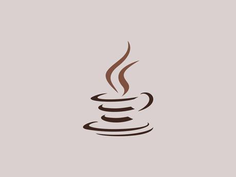 پسزمینه لوگو زبان برنامه نویسی جاوا