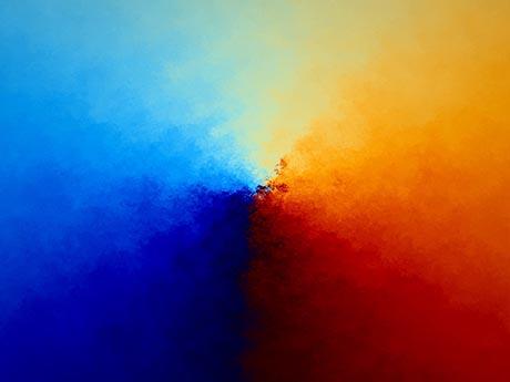 پس زمینه انتزاعی ترکیب رنگ ها