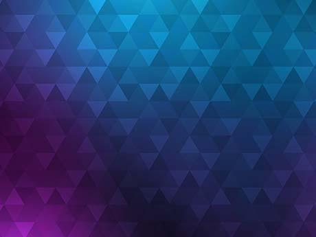 پس زمینه انتزاعی مثلثی