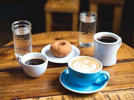 والپیپر قهوه