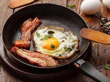 والپیپر تخم مرغ خوشمزه