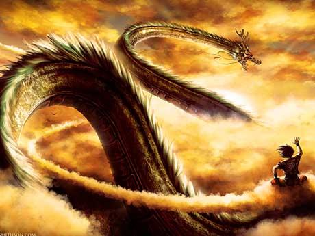 دانلود والپیپر افسانه اژدها در چین باستان