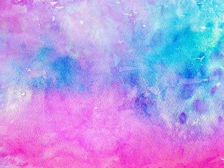 تصویر زمینه زیبا از لکه رنگی آبرنگ