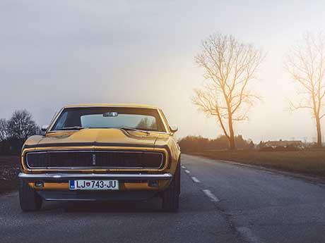 والپیپر ماشین قدیمی شورولت | 1969 chevrolet camaro z28
