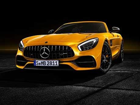 والپیپر بنز 2019 Mercedes Benz AMG GT