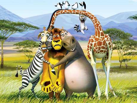 انیمیشن ماداگاسکار