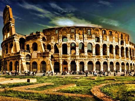 ایتالیا, رم, کولوسئوم
