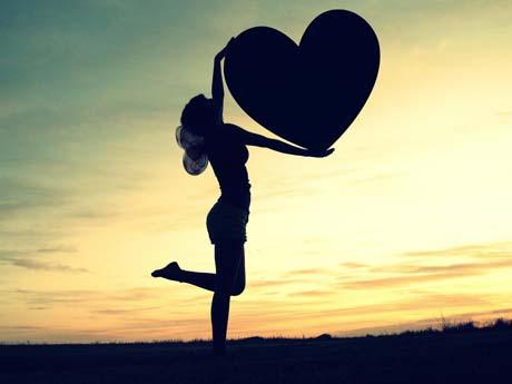 قلبم برای تو…