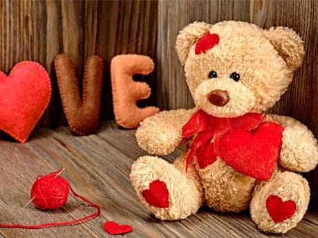 خرس عروسکی تدی