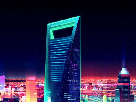 مرکز تجارت جهانی شانگهای، چین