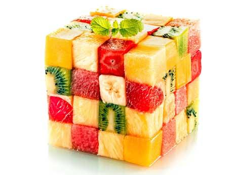 روبیک میوه ای