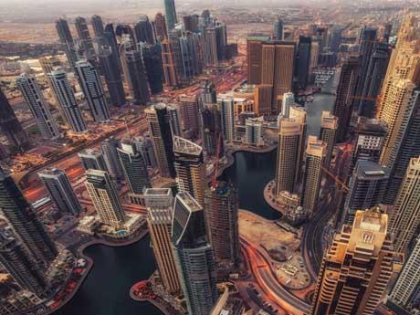 برج سازی در دبی