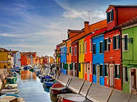 تالاب بورانو ایتالیا
