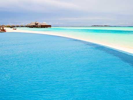 والپیپر سواحل مالدیو