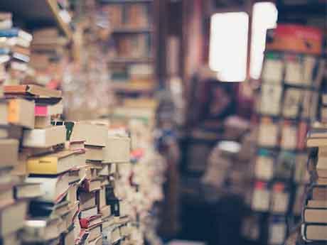 والپیپر کتابخانه