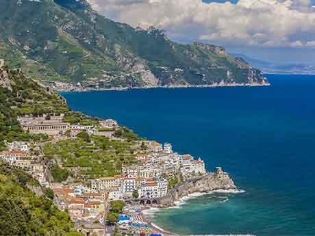 ساحل آمالفی ایتالیا