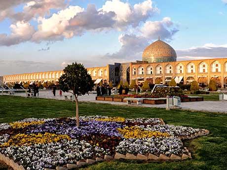 تصویر میدان نقش جهان اصفهان